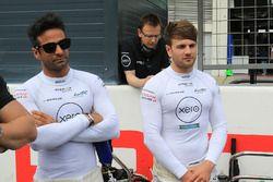 Nick Leventis, Lewis Williamson, Strakka Racing