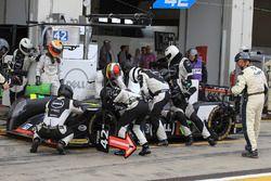 #42 Strakka Racing Gibson 015S - Nissan: Nick Leventis, Jonny Kane, Lewis Williamson