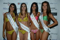 Giorgia, Ioana, Matilde, Lucilla