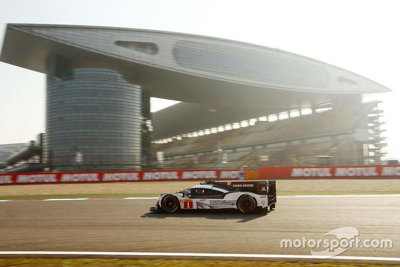 Shanghai: #1 Porsche 919 Hybrid