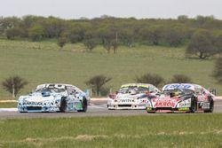 Laureano Campanera, Donto Racing Chevrolet, Diego De Carlo, JC Competicion Chevrolet, Guillermo Ortelli, JP Racing Chevrolet