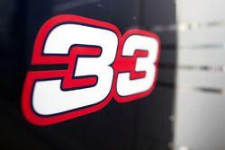 Race #33 for Max Verstappen, Red Bull Racing