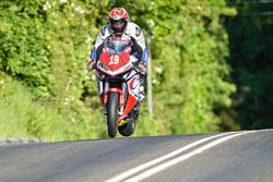 Steve Mercer, Jackson Racing, Honda