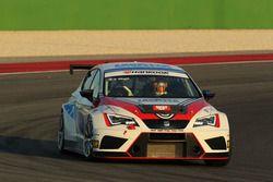 Alberto Viberti, Seat Leon Racer S.G