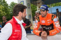 Simone Campedelli e Danilo Fappani, Ford Fiesta R5 LDI