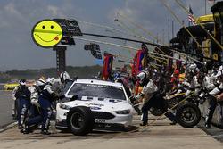 Boxenstopp, Brad Keselowski, Team Penske, Ford