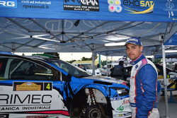 Marco Signor, Ford Focus WRC, Sama Racing