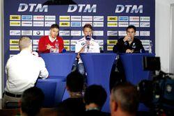 Persconferentie: Edoardo Mortara, Audi Sport Team Abt Sportsline, Audi RS 5 DTM