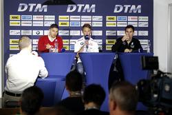 Пресс-конференция: Эдоардо Мортара, Audi Sport Team Abt Sportsline, Audi RS 5 DTM