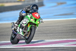 #4, Tati Team Beaujolais Racing, Kawasaki: Dylan Buisson, Anthony Violland, Julien Enjolras