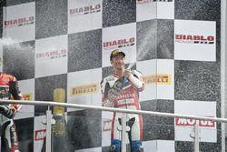 Podyum: Nicky Hayden, Honda World Superbike Team
