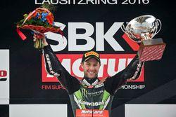 Podyum: Jonathan Rea, Kawasaki Racing