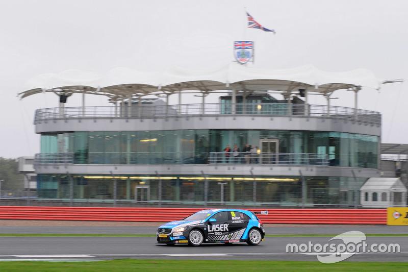 #16 Aiden Moffat, Laser Tools Racing, Mercedes Benz A-Klasse