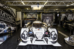 #31 Extreme Speed Motorsports Ligier JS P2 Nissan