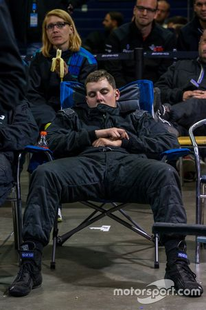 Resting mechanic