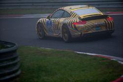 #145 Speedworxx Racing, Porsche 911: Jose Visir, Jorge Cersosimo, Ruben Salerno, Alessandro Salerno