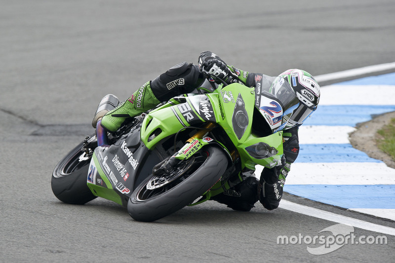 Supersport: Randy Krummenacher (Puccetti-Kawasaki; 3.)