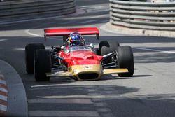 Эдриан Ньюи за рулем Lotus 49b