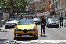 De Renault Clio R.S. 16 is onthuld door Kevin Magnussen, Renault Sport F1 Team