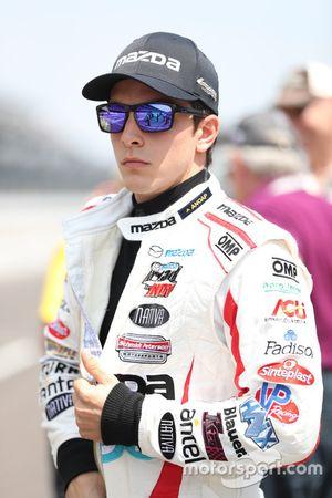 Сантьяго Уррутья, Schmidt Peterson Motorsports