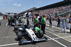 Кайл Кайзер, Juncos Racing