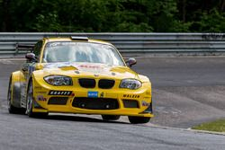 #93 Leutheuser Racing & Events, BMW 1M-Coupe GTR: Richard Purtscher, Harald Rettich, Fabrice Reicher