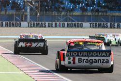 Lionel Ugalde, Ugalde Competicion Ford, Matias Rossi, Donto Racing Chevrolet