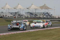 Esteban Gini, Nero53 Racing Torino, Leonel Sotro, di Meglio Motorsport Ford