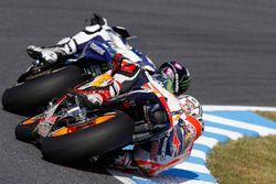 Marc Marquez, Repsol Honda Team, Jorge Lorenzo, Yamaha Factory Racing