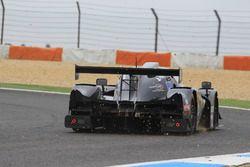#12 Eurointernational Ligier JSP3 Nissan: Rik Breuke, Andrea Dromedari