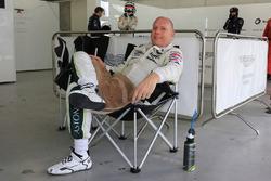 #98 Aston Martin Racing Aston Martin Vantage GTE: Paul Dalla Lana