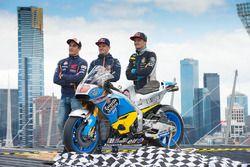 Jack Miller, Estrella Galicia 0,0 Marc VDS, Marc Marquez, Repsol Honda Team, Brad Binder, Red Bull K