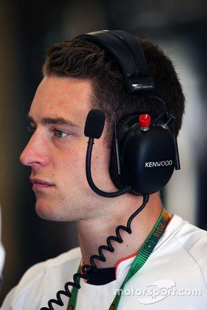 Stoffel Vandoorne, McLaren Test- und Reservefahrer
