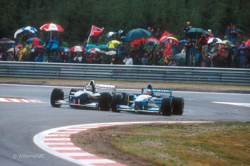5 - GP da Bélgica (1995)