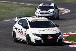 Karl Gustav Nerman, Jas Motorsport,Honda Civic-TCS2.0 #115