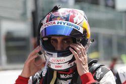 Sébastien Buemi, Toyota Racing