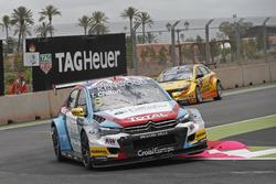 Том Чилтон, Sébastien Loeb Racing, Citroën C-Elysée WTCC
