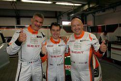 Giampiero Wyhinny, Andrea Bassi e Sandro Pelatti