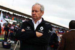 Frederic Vasseur, Renault F1 Team Racing el Director de deportes