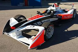La voiture 2017 de Mahindra Racing