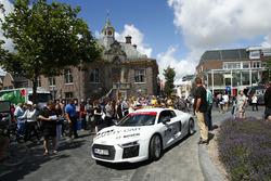 Voiture de sécurité Audi