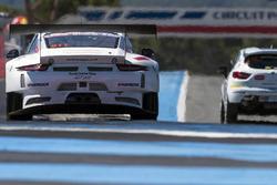 #911 Precote Herberth Motorsport, Porsche 991 GT3 R: Alfred Renauer, Robert Renauer, Daniel Allemann, Ralf Bohn