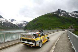#1 Walter Mayer, Audi S1 E2