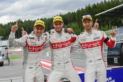 Race winners #46 Thiriet by TDS Racing Oreca 05 - Nissan: Pierre Thiriet, Mathias Beche, Ryo Hirakama