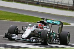 Эстебан Окон, Mercedes AMG F1 W07 Hybrid Test Driver