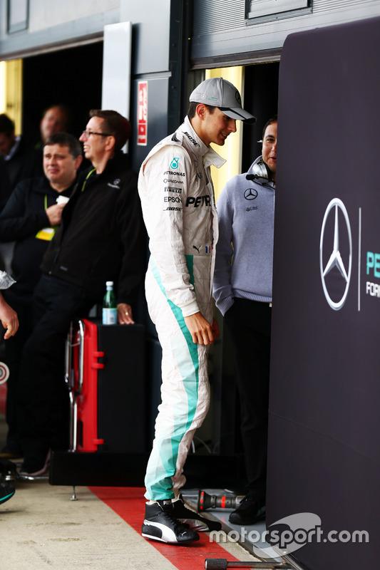 Esteban Ocon, Renault Sport F1 Team Test Driver