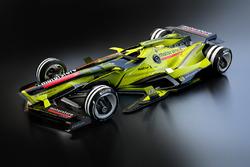 Zukunftsvision: Formel 1