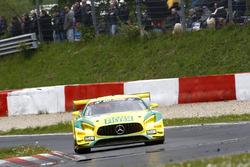 #75 Team Zakspeed, Mercedes-AMG GT3: Sebastian Asch, Luca Ludwig, Kenneth Heyer