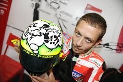 Валентино Росси, Ducati Corse