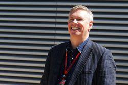 Patrick Allen, Silverstone Managing Director